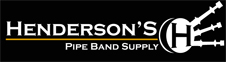 Henderson's Pipe Band Supply